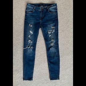Zara skinny jeans!